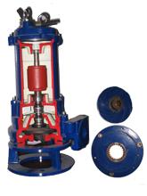 MPE绞刀泵